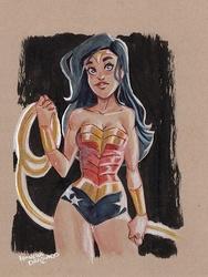Wonder Woman - Drawing