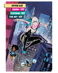 SPIDER-GWEN: MISS AMERICA, NOVA TEAM-UP
