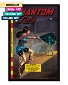 PHANTOM LADY 15: THE WALKING DEAD VS DARK KNIGHT