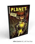 PLANET COMICS #51: FROM DAMSEL TO DOMINANT